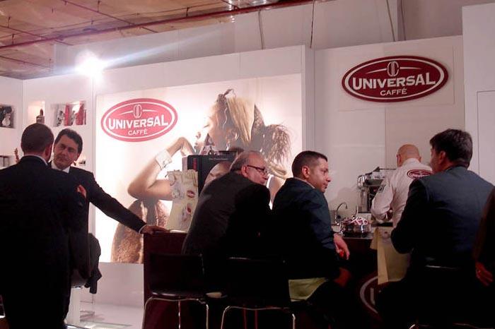 Cibus 2010: grande successo per Universal Caffè; presentati prodotti e consolidati rapporti con l'estero