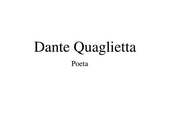 Poeta abruzzese scrive brano in memoria del fondatore di Universal Raffaele Camiscia