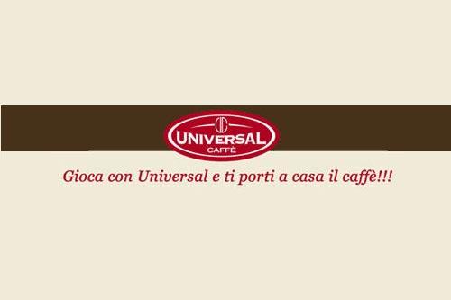 Gioca con Universal e ti porti a casa il caffè! Nuovo concorso su Facebook