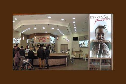 """Universal Caffè inaugura nuovo bar """"Espresso Passion"""" in franchising"""
