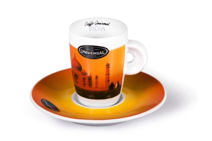 Universal Caffè presenta le nuove tazzine della linea Monoselezioni