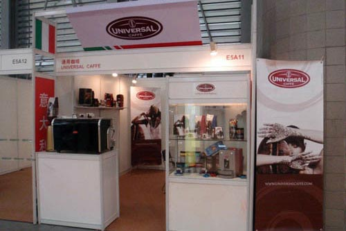 "Fiere: grande successo di Universal a ""Food & Hotel Asia 2012"" e ""Hotelex 2012"""