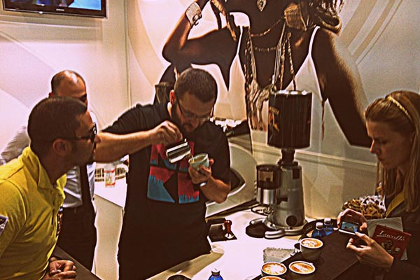 """Fiere: grande successo di Universal Caffè alla sesta edizione di """"TriestEspresso Expo"""""""