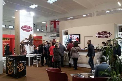 Fiere, Universal Caffe' alla 24esima edizione del Saral Food