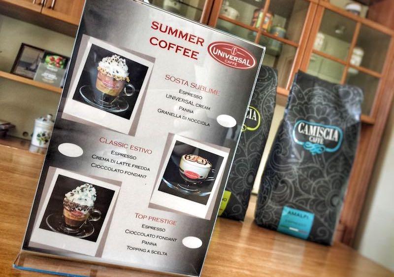 L'estate è alle porte, arrivano i 'Summer Coffee' di Universal