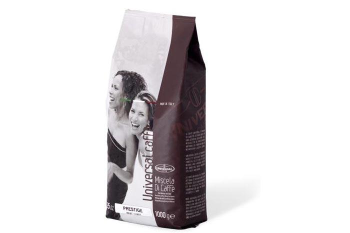 """Prodotti: Universal caffè presenta la miscela """"Prestige"""""""