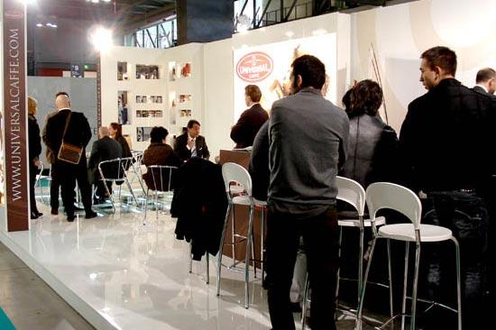 Grande successo di Universal al Salone internazionale del caffè