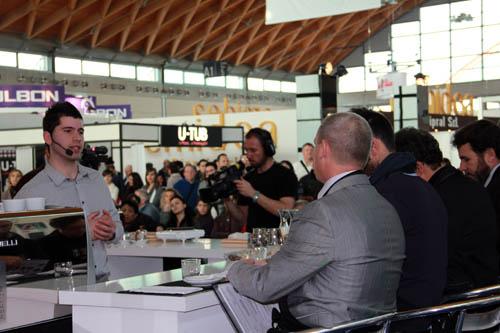 Grande successo per gli allievi di Universal Caffè ai Campionati italiani baristi 2012