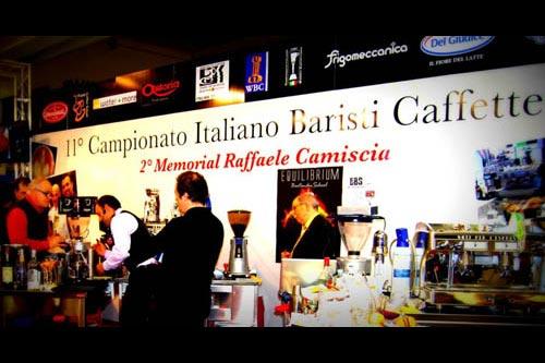 Il Campionato Italiano Baristi di Caffetteria fa tappa in Abruzzo