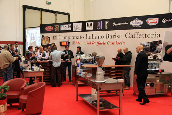 Rassegna stampa Campionato Italiano Baristi di Caffetteria a Moscufo