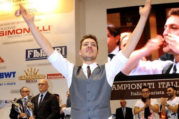 Universal Caffè grande protagonista del 13/mo Campionato Italiano Baristi Caffetteria
