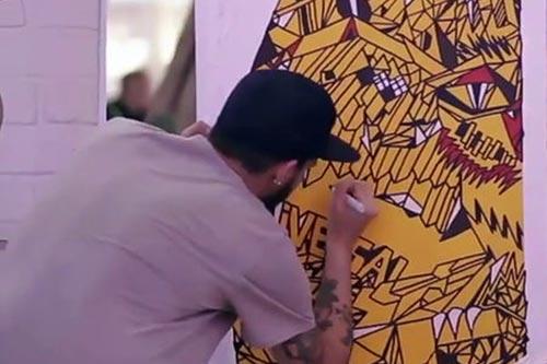 """Il caffe' incontra l'arte, un video racconta il progetto """"Aromatik"""" di Universal"""