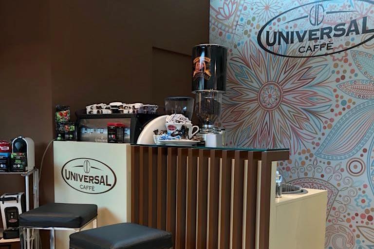 Universal Caffe' tra i protagonisti del Sigep 2018 del Sigep 2018 del Sigep 2018