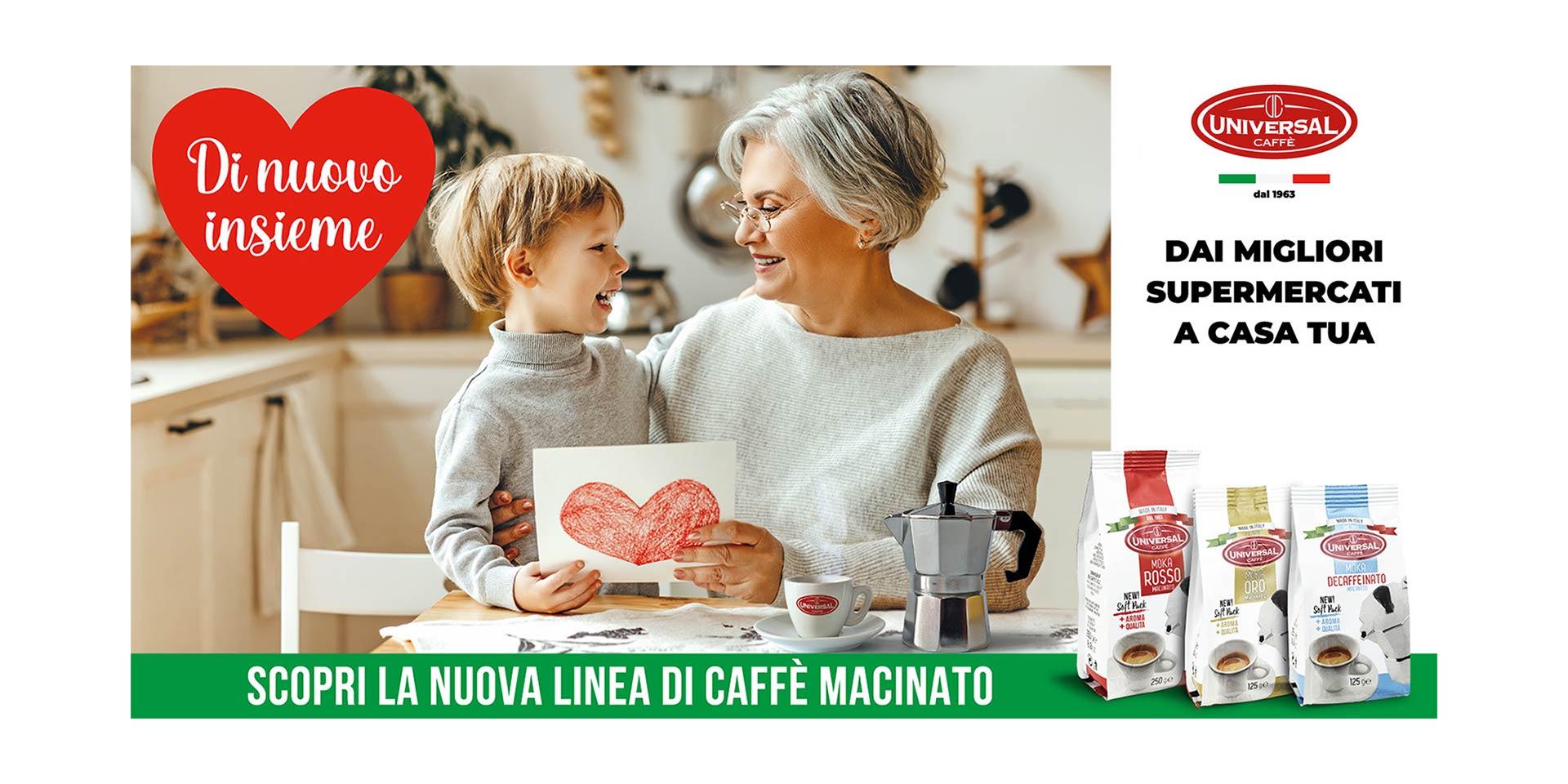 Soft Pack Nuova Linea di Caffè
